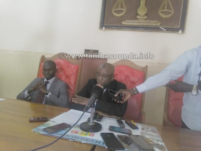 Affrontements BBY – PUR : Le procureur de Tamba annonce l'interpellation de 24 éléments de sécurité de Issa Sall