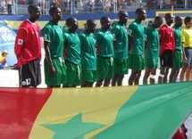 Les Lions remportent la CAN de beach soccer