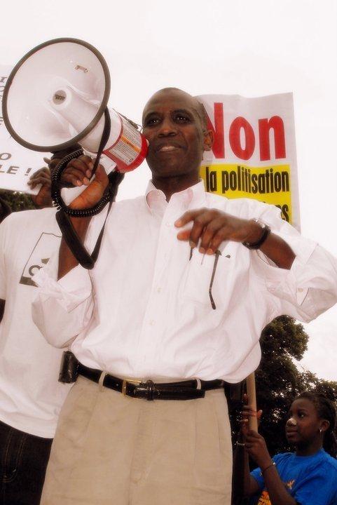 La Diaspora Sénégalaise en ordre de bataille (Photos)