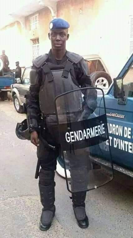 URGENT – Rond Point Diamniadio : Le gendarme Thierno Diallo Niang meurt heurté par un camion !