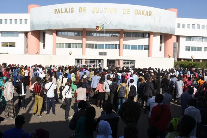 Ça se passe au tribunal de Dakar: Deux étudiants et un informaticien condamnés pour prostitution