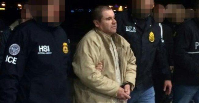 Procès El Chapo : le narcotrafiquant mexicain jugé coupable par la justice américaine