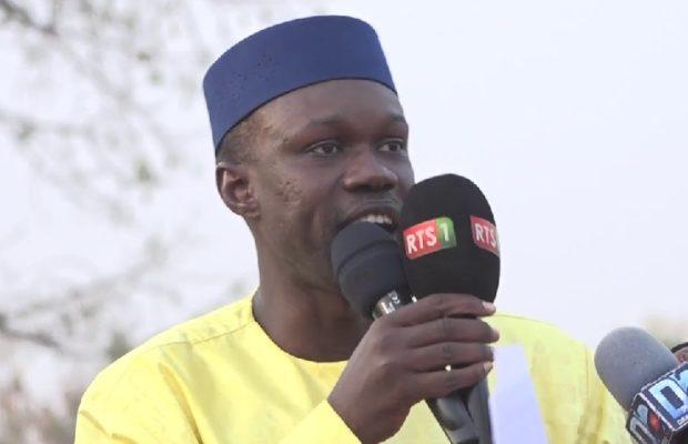 """L'appel touchant de Sonko aux rebelles casamançais: """" La guerre n'a pas de place au Sénégal..."""""""