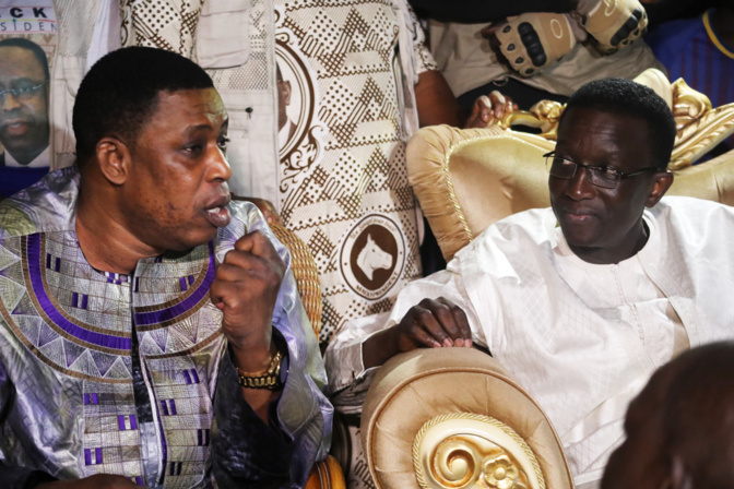 Amadou Bâ: « A Ouakam, il n'y aura pas de combat »