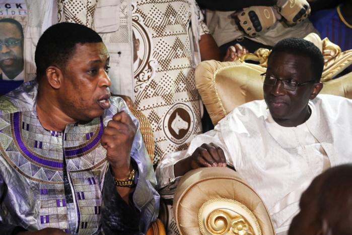 10e Jour de campagne du Délégué Régional de Dakar, Amadou BA