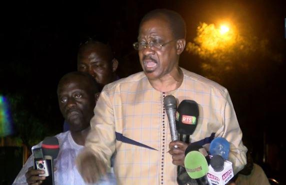 Madické Niang chez le PM Dionne: « Macky Sall a créé 500.000 nouveaux pauvres au Sénégal »