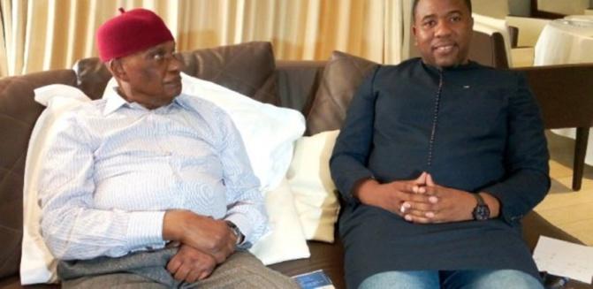 Bougane Guèye Dany Gueum Sa Bopp: « Wade peut bien soutenir un candidat »