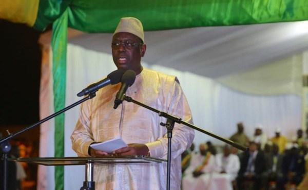 Accident des militants de Pastef: Macky Sall présente ses condoléances à Ousmane Sonko