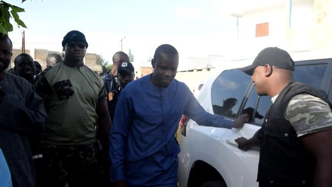Campagne électorale: Sonko rejette la sécurité de l'État