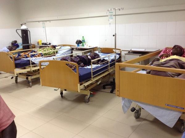 Ziguinchor: Le gouverneur au chevet des militants de Sonko