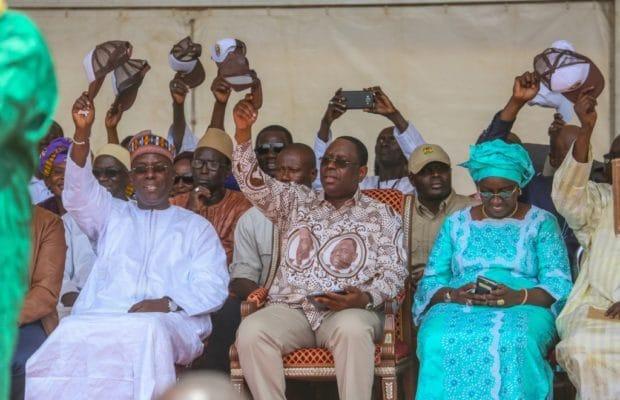 Guinguinéo : Souleymane Ndéné hué au meeting de Macky