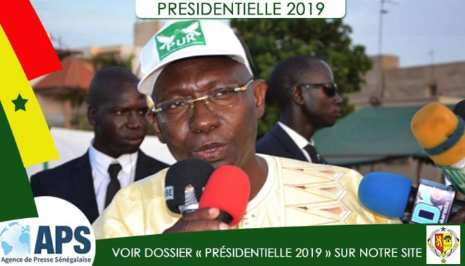 SAINT-LOUIS : Issa Sall annonce