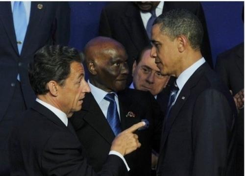 Les Etats-Unis contre Wade, la France soupçonnée de connivence
