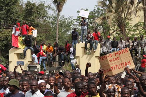Le Sénégal salue la « victoire du peuple »