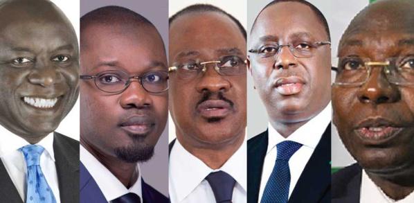 Sénégal : l'absence de sondages entretient le flou sur les chances respectives des candidats à la Présidentielle