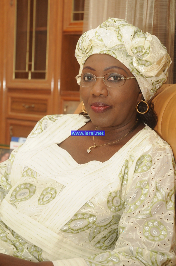Aminata Tall invite Abdoulaye Wade à se retirer de la course à la présidentielle (audio)