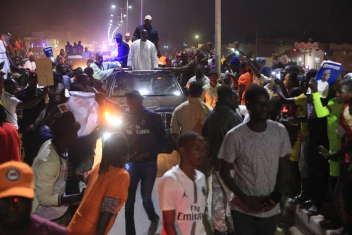 """PHOTOS - Accueil triomphal de la caravane """"Orange"""" d'Idrissa Seck à Touba et Darou Mouhty"""