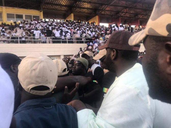 PHOTOS - Après Ibrahima Sall, un autre fils de Macky Sall en pleine campagne ! (Photos)