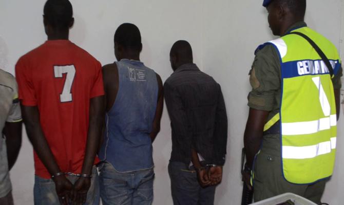 Sécurité: La gendarmerie fait une opération coup de poing dans les zones rurales