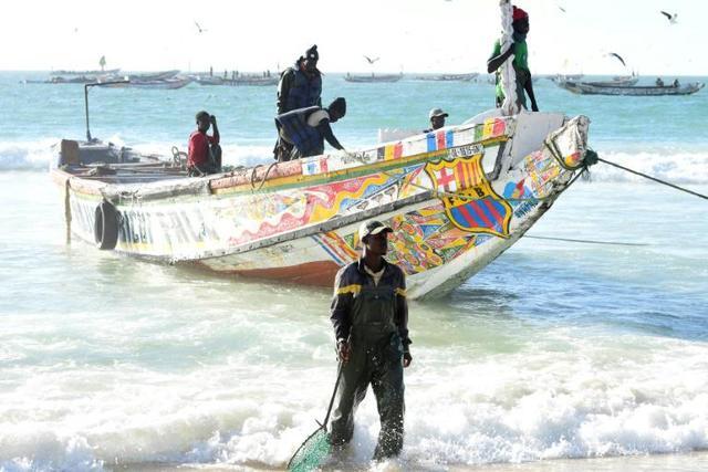 Les pêcheurs sénégalais bienvenus à nouveau dans les eaux mauritaniennes