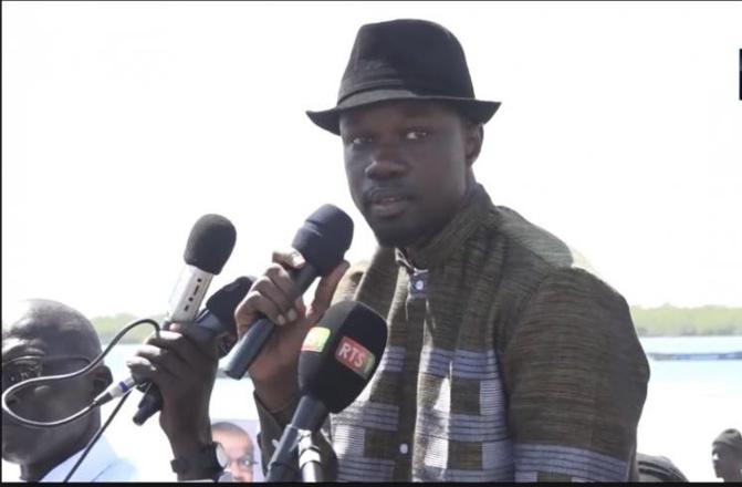 Ousmane Sonko : « 80% de notre économie est aux mains des étrangers »