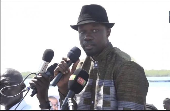 Ousmane Sonko: « La société étrangère qui gère l'autoroute à péage, n'a déboursé que 61 milliards »