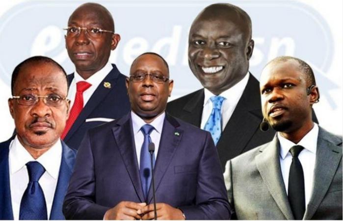 Présidentielle de 2019: Coup de projecteur sur la campagne des cinq candidats