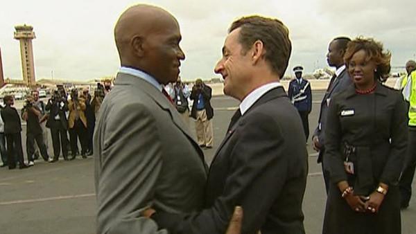 Sarkozy refuse de prendre Wade au téléphone
