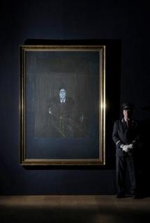 Une peinture de Francis Bacon vendue 20 millions d'euros