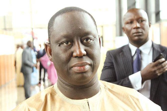 Aliou Sall maire de Guédiawaye : « Content de l'ambiance conviviale du vote »