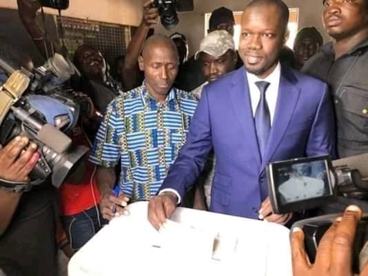 Ziguinchor : Ousmane Sonko remporte son centre de vote