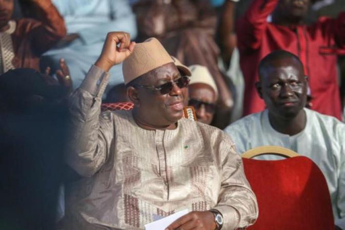 Présidentielle 2019- Kédougou : Macky Sall devance ses adversaires avec un score impressionnant