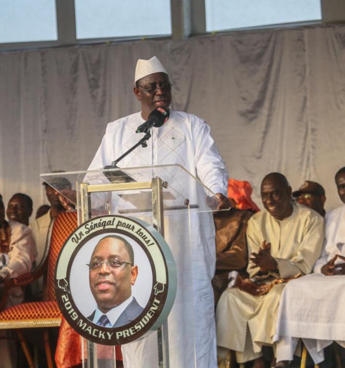 Présidentielle 2019 / Macky Sall gagne largement à Camberène 1 et 2