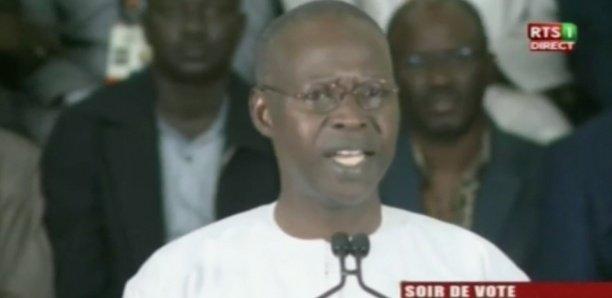 """Présidentielle 2019 - M. Boun Abdallah Dionne: """"Le président sortant, Macky Sall est réélu à plus de 57%"""""""