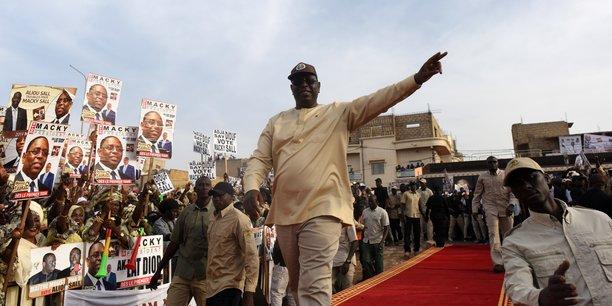 Rufisque : Macky remporte les communes de Sendou et de Bargny