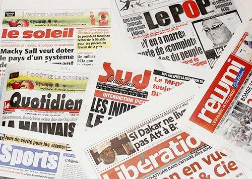 Propos des candidats Idrissa Seck et Ousmane Sonko: Les organisations de médias du Sénégal condamnent