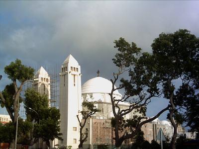À Dakar, l'église Saint-Paul de Grand Yoff cherche son financement