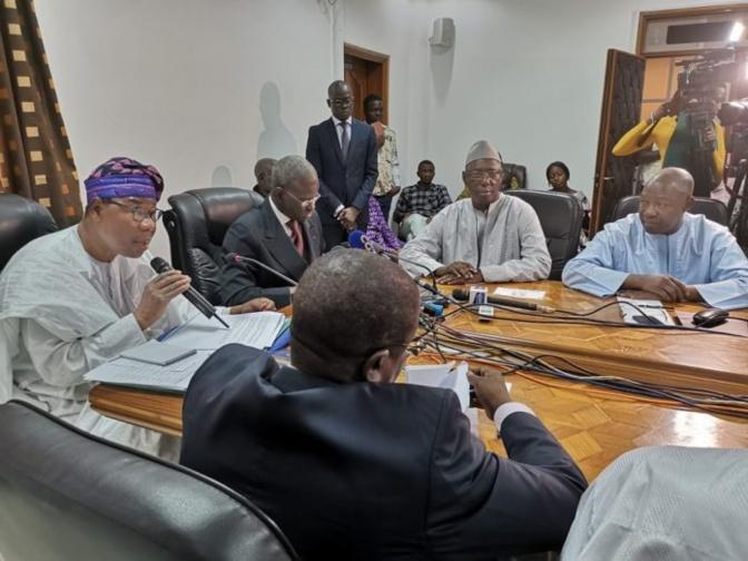 Présidentielle 2019: la commission de l'UA salue « le rôle et la maturité du peuple sénégalais »