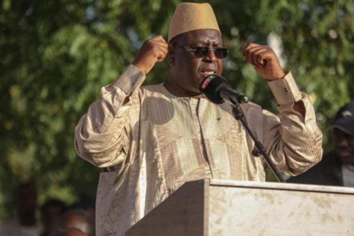 Louga: Macky Sall gagne le département avec 60,8 % des suffrages