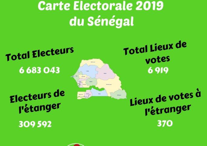 Election présidentielle : Macky Sall s'offre 40 départements, la diaspora avec l'opposition