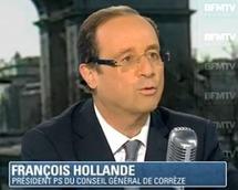 FRANCE : François Holland parle sur les événements du 23 juin à Dakar