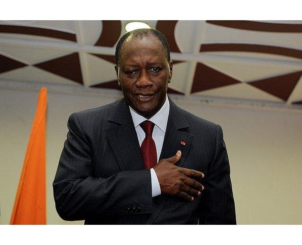 Le gouvernement maçonnique d'Alassane Ouattara