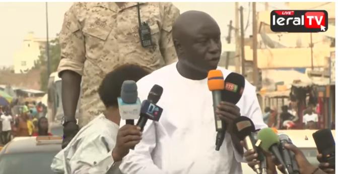 Election présidentielle: la représentante de la coalition ''Idy 2019'' boude la proclamation des résultats