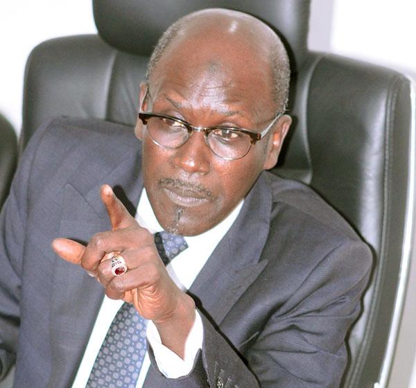 Seydou Guèye sur la déclaration de l'opposition :