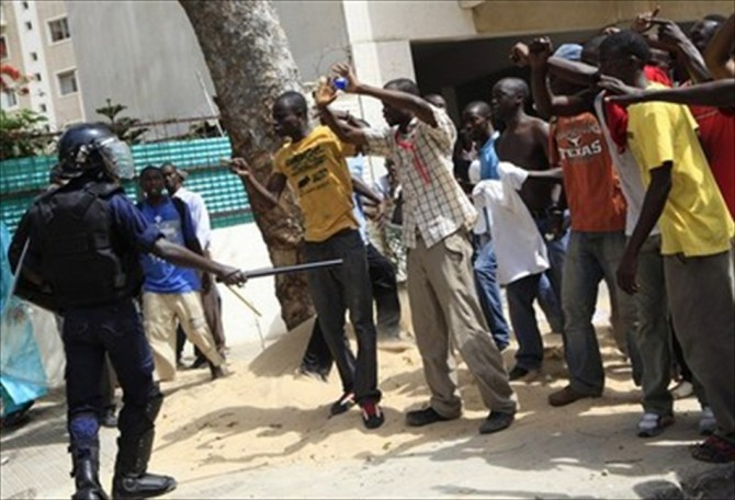 Mauritanie : des manifestants dénoncent une élection truquée