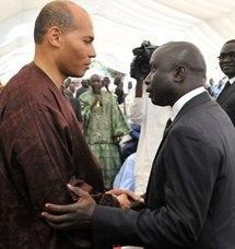 "Karim Wade : ""Idrissa Seck doit me soutenir..."""