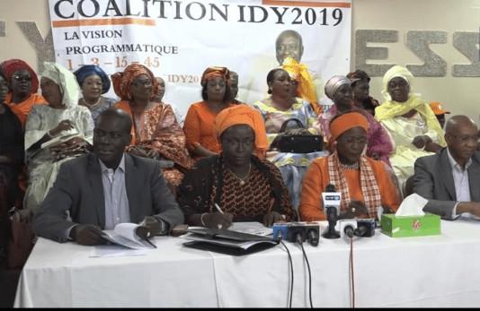 La coalition « Idy 2019 » dénonce des « arrestations arbitraires» dans ses rangs