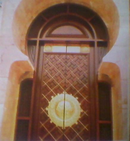 [PHOTO] La Grande Mosquée de Touba et sa couronne dorée