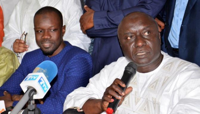 Idy ou Sonko : A qui revient la place de chef de l'opposition face à Macky Sall ?