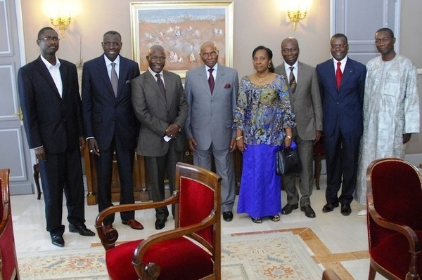 Sur l'initiative du groupe des six(G6) : A l'attention des différents acteurs du dialogue politique